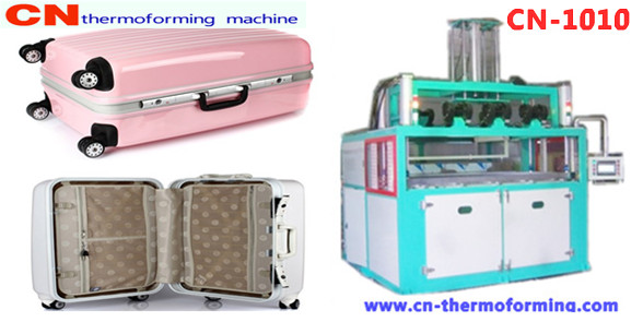 Luggages,suitcases& travel bags vacuum forming machines