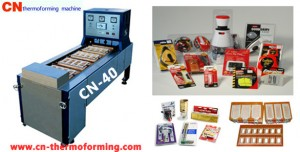 Blister Forming And Sealing Machines