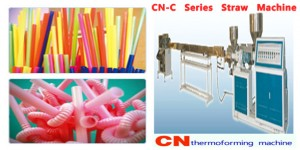 drinking straw machines