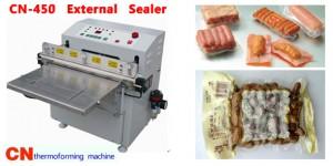external vacuum packaging machines