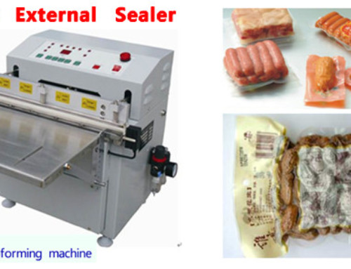 CN-450 External Vacuum Sealer Video