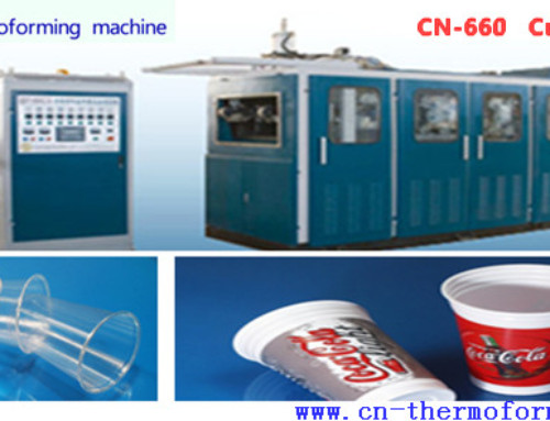 Plastic Cup Making Machines
