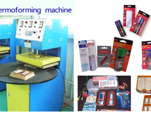 Semi Auto Blister Packing Machine Video