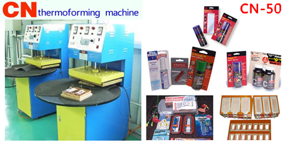 semi blister packing machine