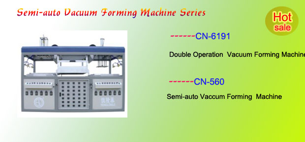 semi auto vacuum forming machines for samples