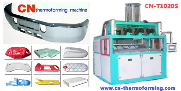 thick thermoforming machines
