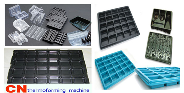 electronical tray packaging