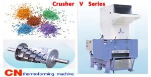 plastic crushers