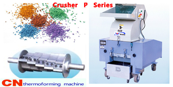 plastic crusher machines