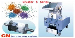 S series plastic crushers