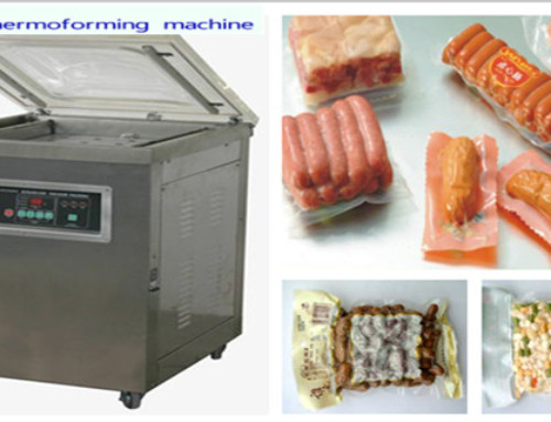 Video of Single Chamber Vacuum Sealer
