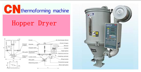 Hopper Dryer supplier from China