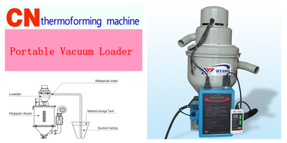 Portable Vacuum Loader supplier from China