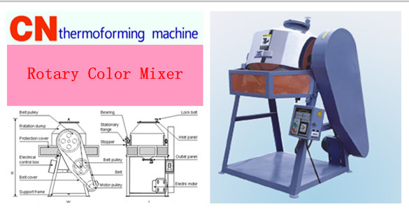 Rotary Color Mixer Supplier From China