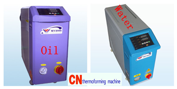Oil and Water Mold Temperature Controllor