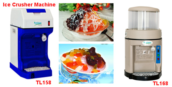 ice crusher machines supplier from China