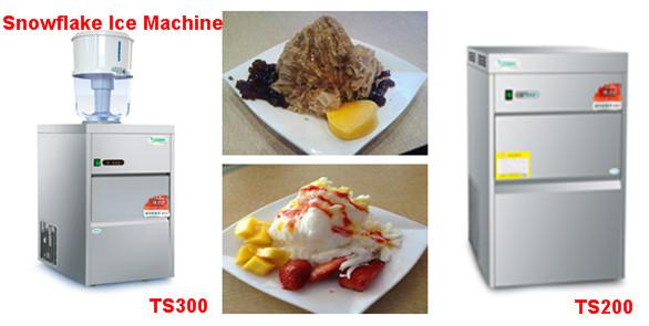 snowflake ice machine supplier