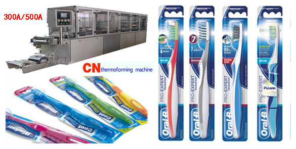 Automatic Toothbrush Packaging Machines