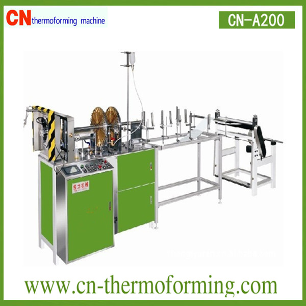 plastic cylinder machines