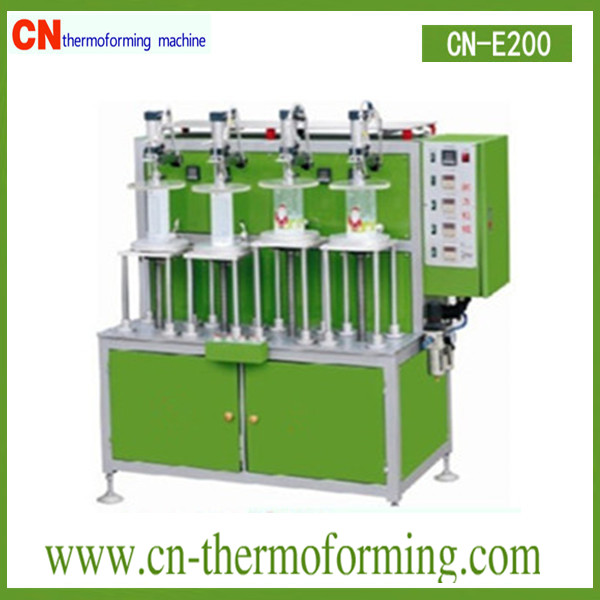 Cylinder Edge Curling Machines
