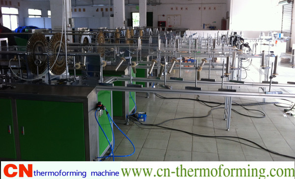 plastic tube machine manufacturer