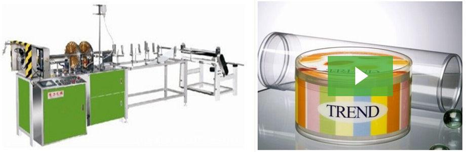 plastic cylinder machine China