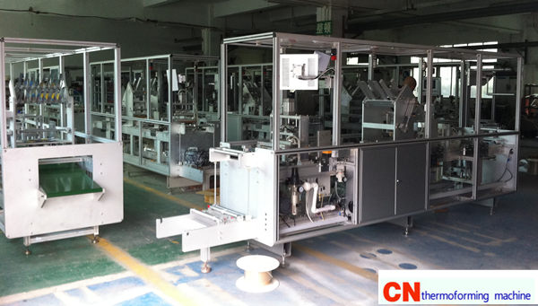 blister machine manufacturer