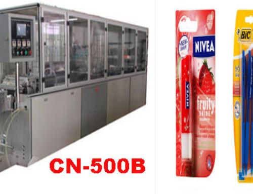 CN-500B Blister Card Packaging Machine