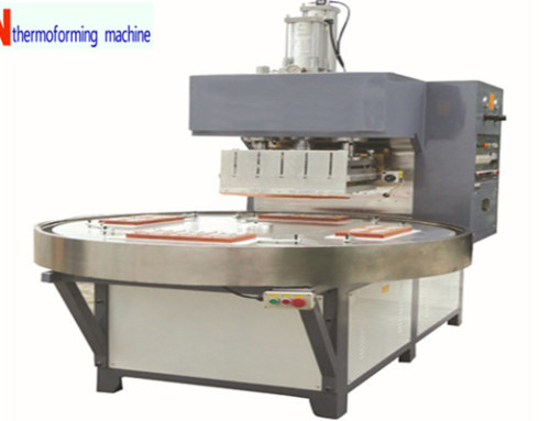 Rotary Type High Frequency Welding Machine
