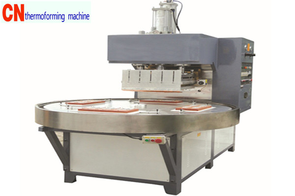 rotary high frequency welding machine
